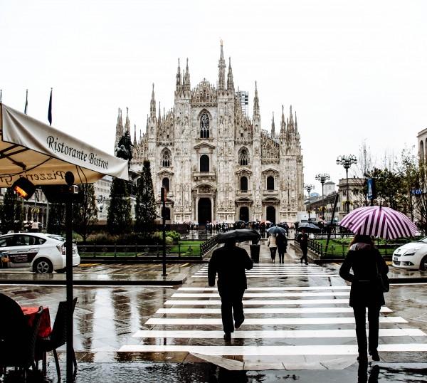 Milan|Lace & Lilacs