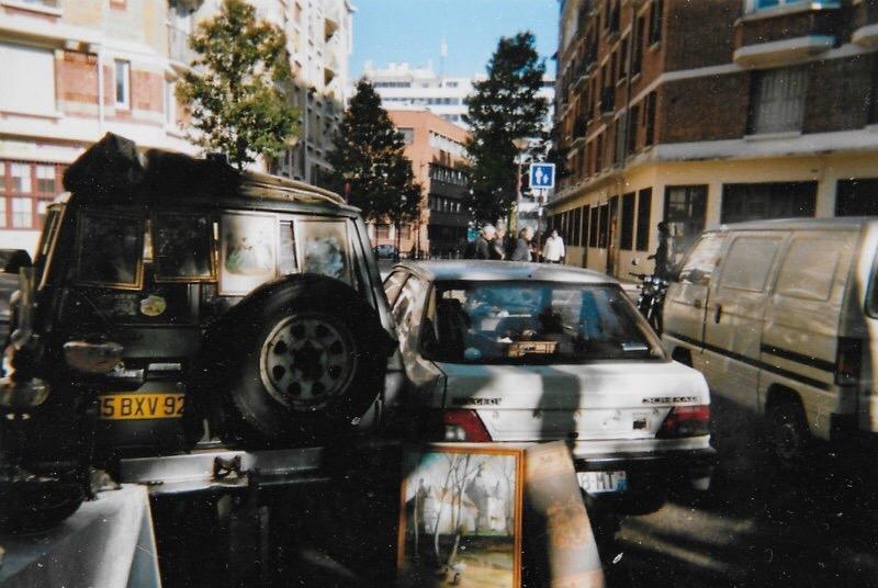 Paris Film Photography