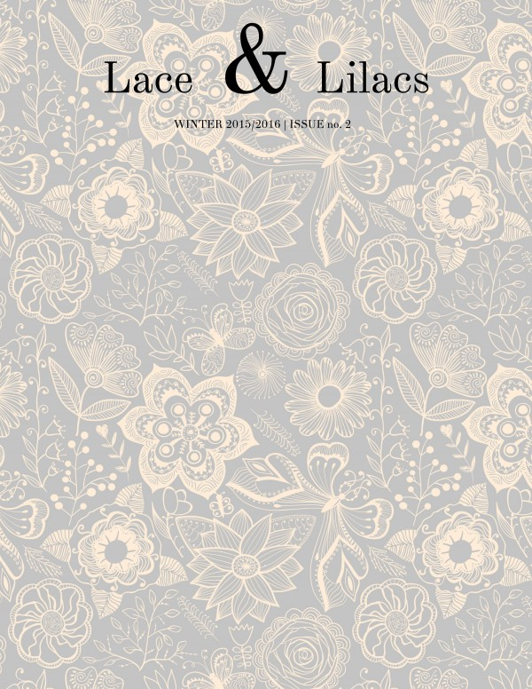 The Lace & Lilacs Magazine (Issue #2) - Cover