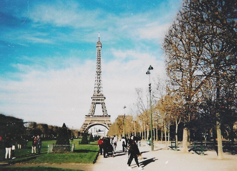 Paris by Abby Ingwersen