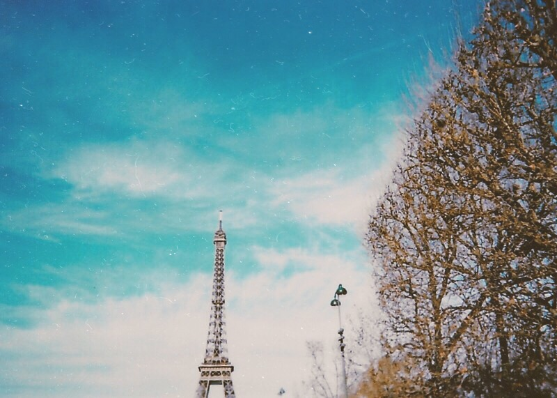 Paris by Abby Ingwersen