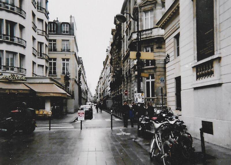 Paris | Lace & Lilacs