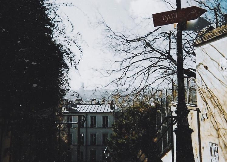 Montmartre in February