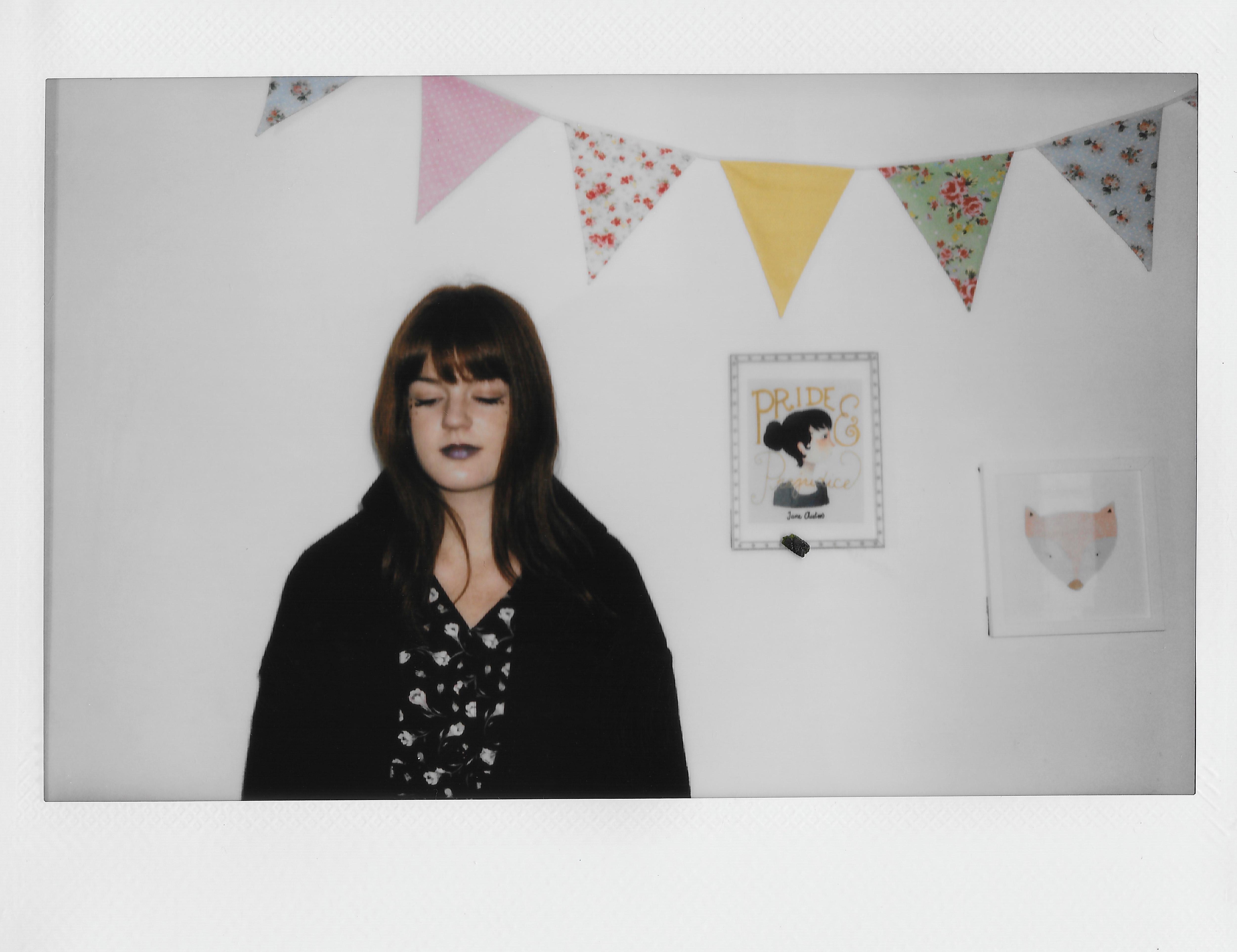 Polaroids of Sasha