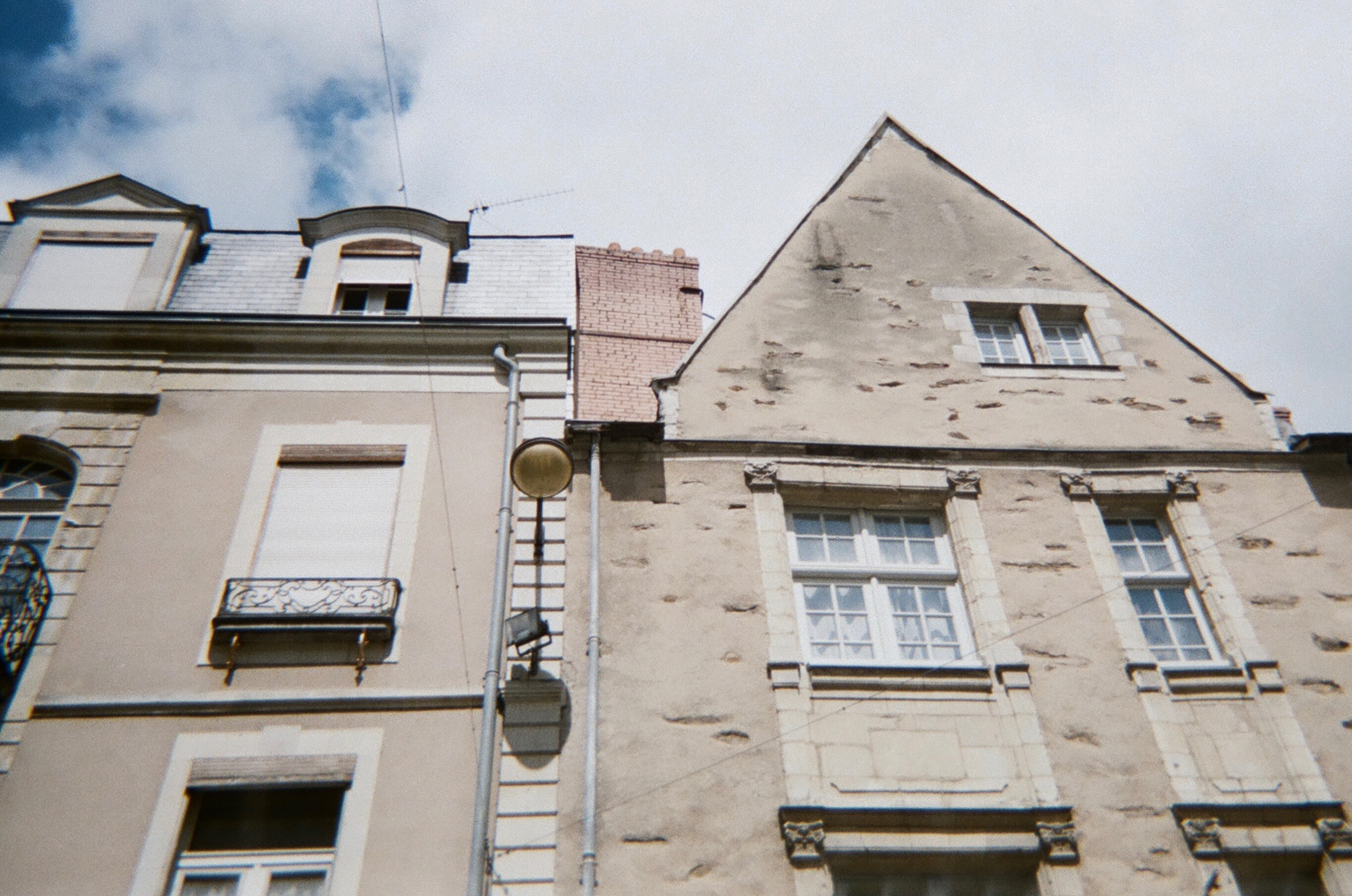 Angers, France on film