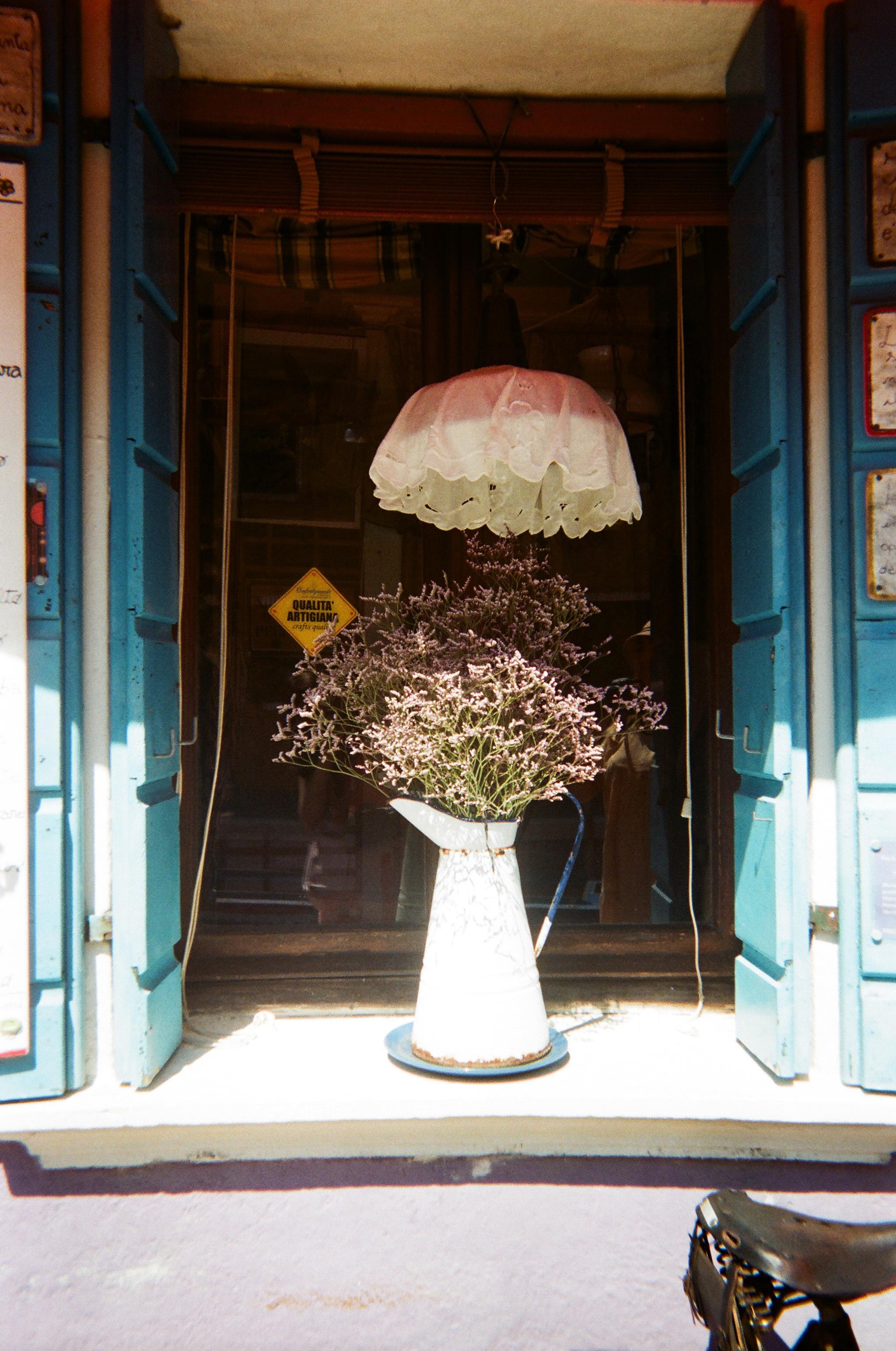 Burano, Italy on Lace & Lilacs