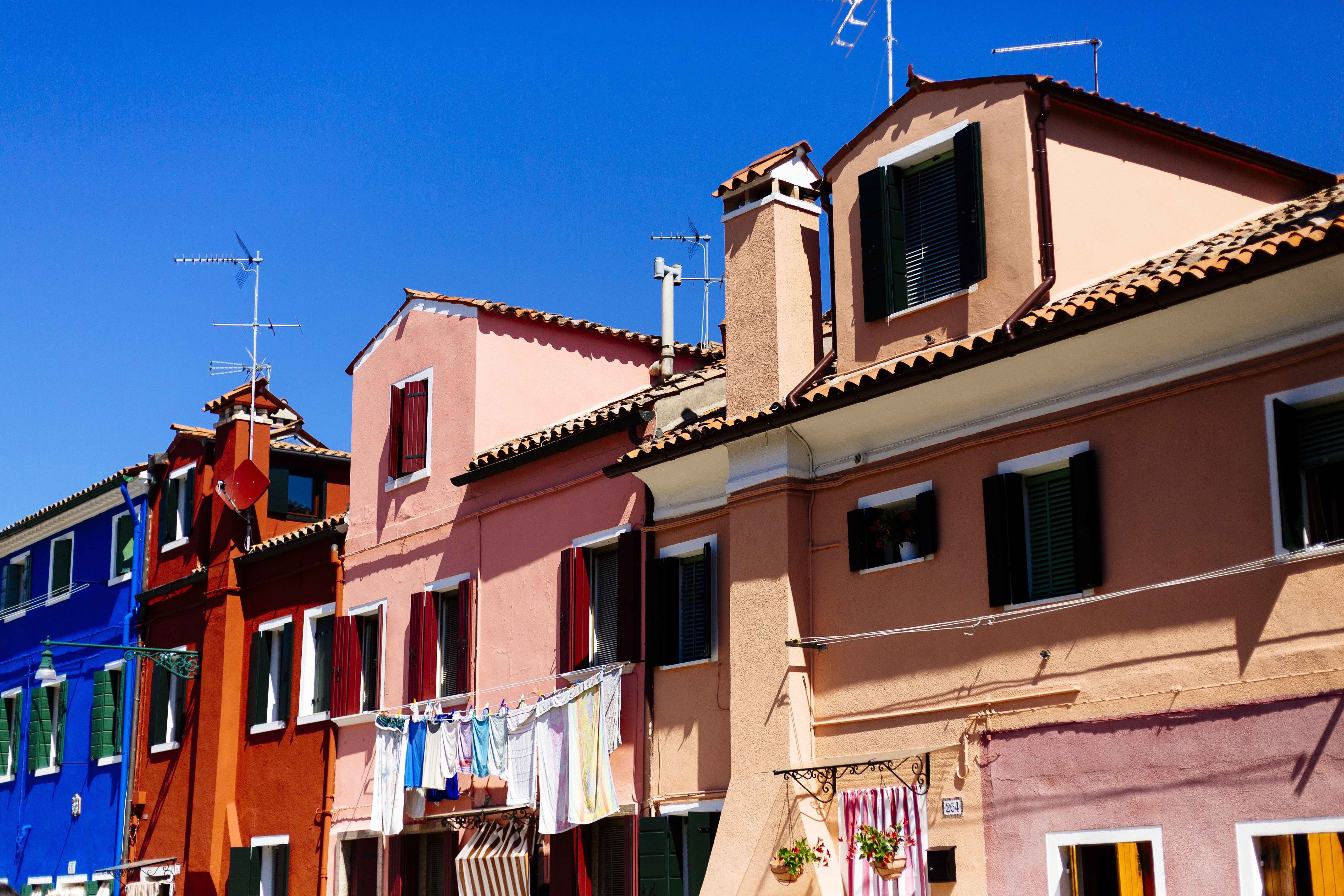 Burano on Lace & Lilacs